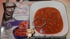 Moroccan Style Chicken with Chickpeas