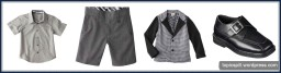 Toddler Boys Easter Formal Wear
